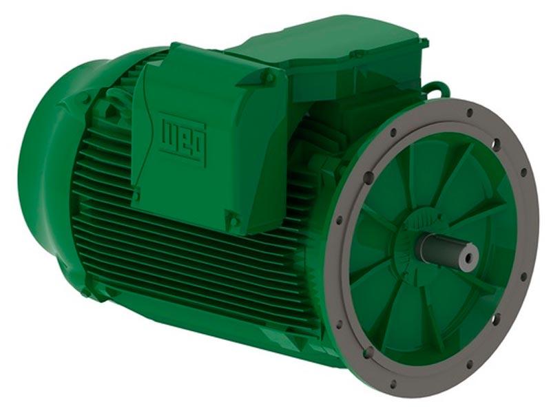 Motor W22 Para Redutor Tipo 1 Premium Weg Pre O Motor